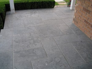 Hampton Limestone Square Cut Flagstone