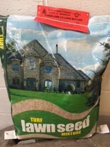Topdressing & seeding - 2