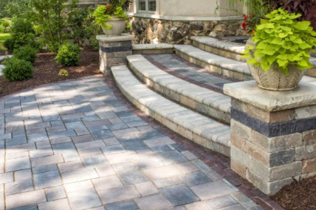 Concrete Paving & Wall Stones